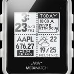 Meta Watch Ltd.  MetaWatch Frame Smartwatch