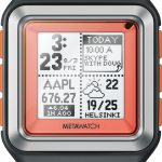 Meta Watch Ltd.  MetaWatch Strata Smartwatch