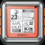 Meta Watch Ltd.  MetaWatch Strata Smartwatch