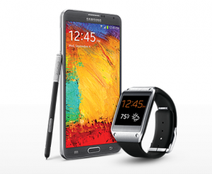 Internal storage for smartwatches like the Galaxy Gear used for music