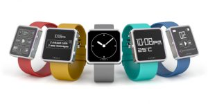 5 different smartwatches