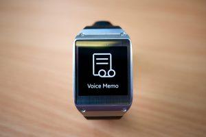 samsung galazy gear smartwatch