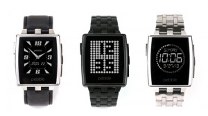 Pebble Steel models