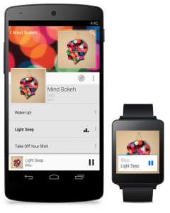Android Wear Paired
