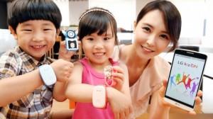 Smartwatch for children - LG KiZon