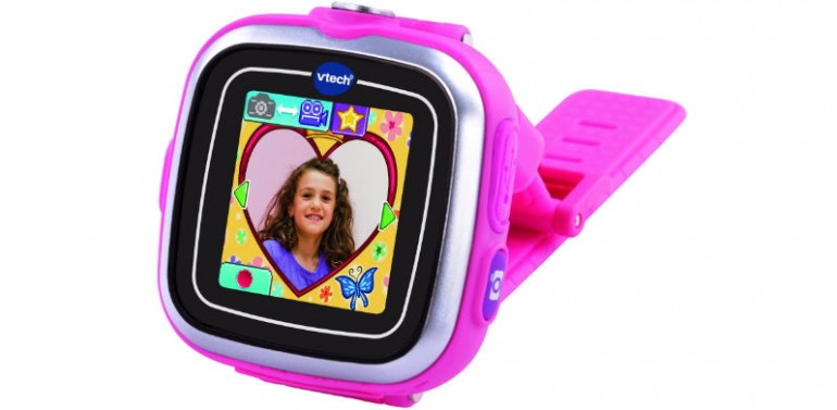 Camera jammer - Would you track your kid with a smartwatch? - Video