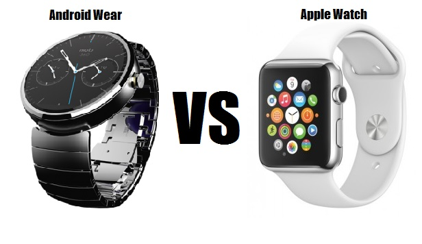 Head to Head: Apple Watch vs Android Wear