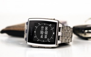 Pebble Steel stainless