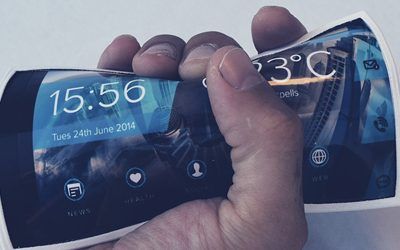 The Portal Wearable: A Flexible, Water-Resistant and Shatterproof Smartphone