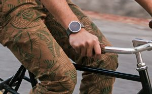 Android Wear on a bike