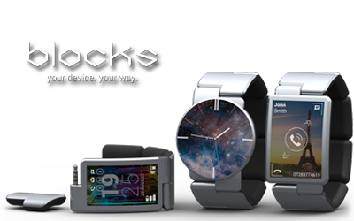 Blocks: A Modular Smartwatch That Allows You to Pick and Choose Hardware