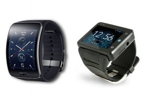 Neptune Pine and Samsung Gear S