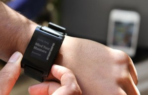 Pebble smartwatch security concerns