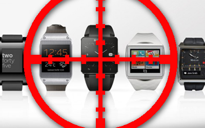 Personal Privacy, Smartwatch Security, and You