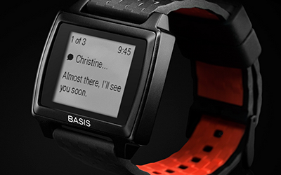 The Basis Peak: A Fitness Band Meets Smartwatch Hybrid