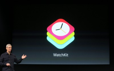 """Apple Watch SDK Called """"WatchKit"""" To Launch In November"""
