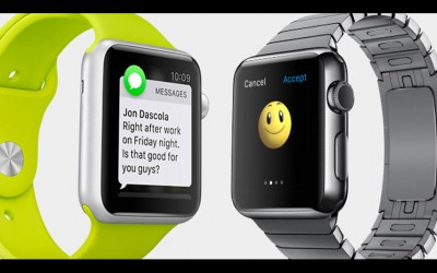 Marketing Exec. Says Apple Watch Could Provide Great Ad Opportunities