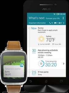 Asus ZenWatch apps