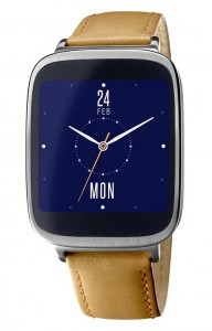 Asus ZenWatch full on