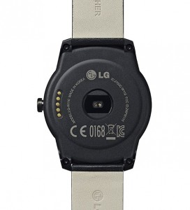LG G Watch R back