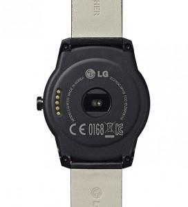LG G Watch R back