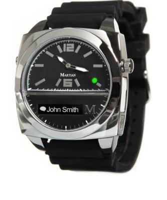 Martian-Watches-Victory-Smart-Watch-BlackSilver-0