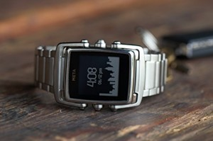 Meta-M1-The-Art-of-The-Glance-Luxury-Smart-Watch-For-Iphone-4S-and-above-and-Andriod-43-and-above-Stainless-Steel-0-3