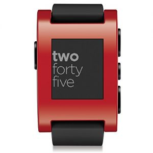 Pebble one of the cheap smartwatches
