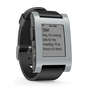 Pebble Smartwatch Grey