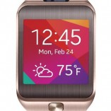 Samsung-Gear-2-Smartwatch-Brown-Gold-US-Warranty-0
