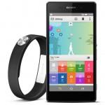 Sony  SmartBand Smartwatch