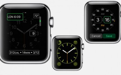 Apple Watch Website Trickles Out More Details
