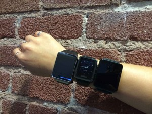 finding a smartwatch as a woman