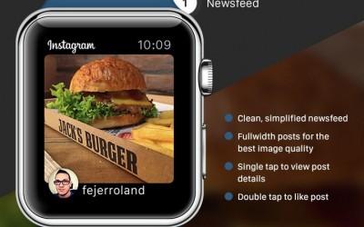 Apple Watch Advantages Inside the Case, Plus an Instagram Preview
