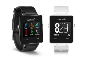 Garmin Vivoactive waterproof fitness trackers