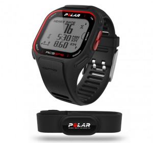 Polar RC3 GPS HR Bundle