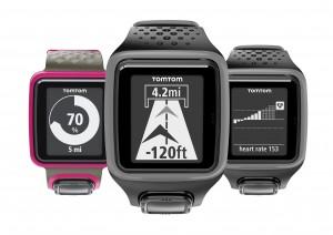 TomTom Runner smartwatch