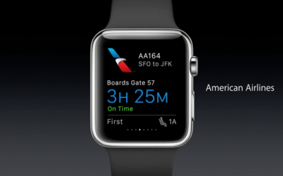 2015: Year Of The Apple Watch