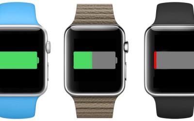 New Info Reveals Apple Watch Battery Life Still a Concern