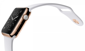 Apple Watch premium edition rose gold