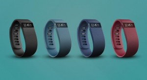 Fitbit Charge grouped