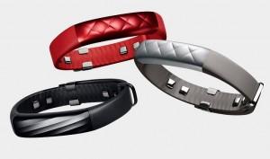 Jawbone UP3 waterproof fitness trackers