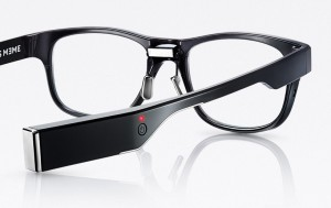 Jins Meme smartglasses