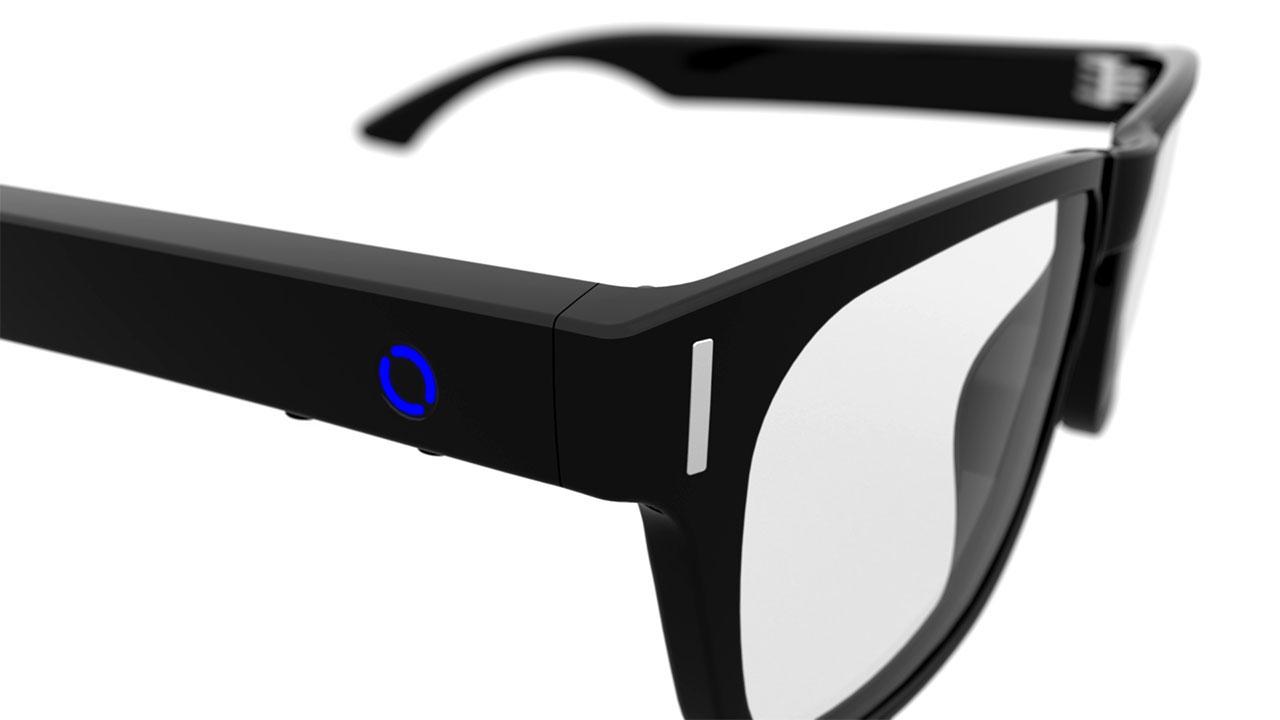 D Google Glasses Top