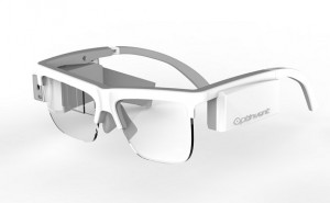 Optinvent Ora-1 smartglasses