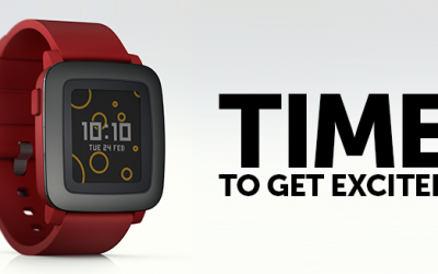 The Next Generation Pebble Smartwatch is [Almost] Here: The Pebble Time