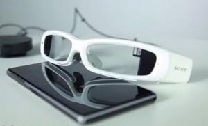 Sony SmartEyeGlass smartglasses