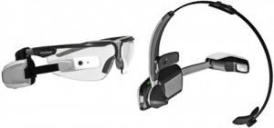 Vuzix M100 smartglasses