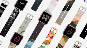 Casetify Apple Watch accessories for the wristband