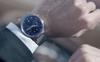 The Huawei Watch Is a Stunning Android Wear Device with a Unisex Design